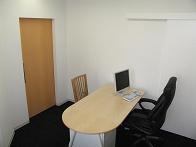 1番診察室です。主に院長が診察で使用しています。